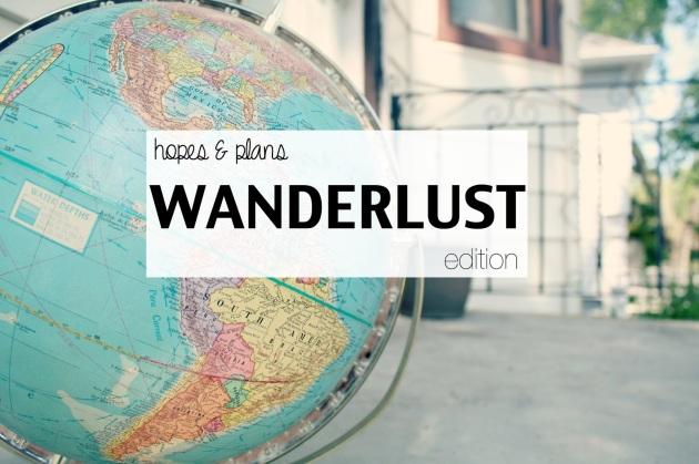 wanderlust link-up